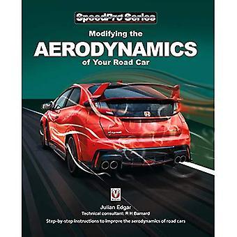 Wijzigen van de aerodynamica van uw wegauto