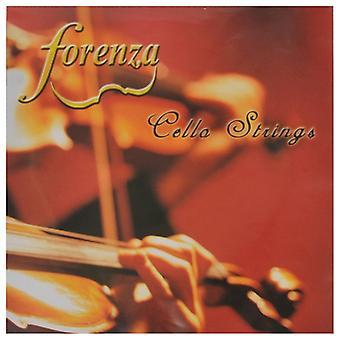 Forenza Cello Strings Set - 1/2 Size