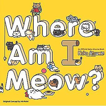 Neko Atsume: Kitty Collector-Where Am I Meow? (Neko Atsume Kitty Collector)