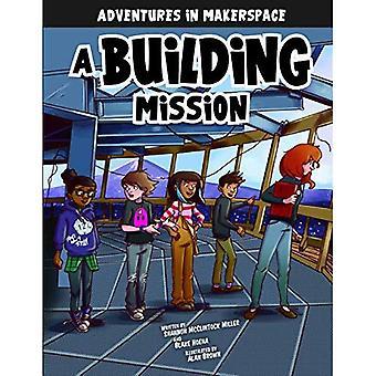 Bygningen oppdrag (opplevelser i Makerspace)