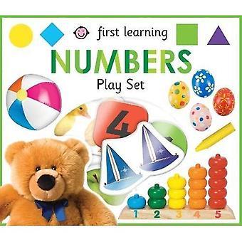 Första lärande siffror spela Set (första lärande Spelset)