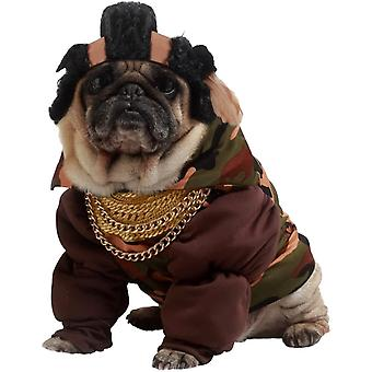 Raper huisdier kostuum