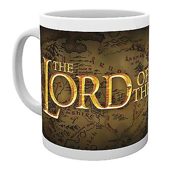 The Lord Of The Rings Ceramic Mug