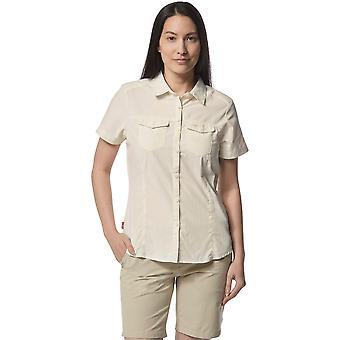 Craghoppers Womens Nosi Life Adventure Short Sleeve Shirt