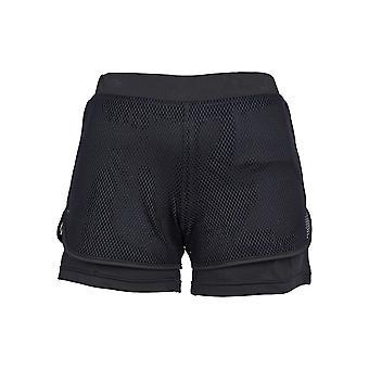 Urban Classics Women's Shorts Double Layer Mesh