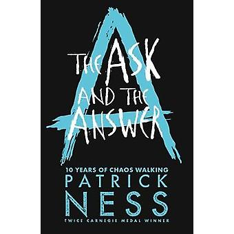 The Ask and the Answer by Patrick Ness - 9781406379174 Book