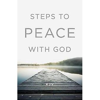 Steps to Peace with God (Pack of 25) by Crossway Bibles - 97816821631