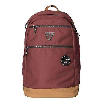 Vissla road tripper back pack - burgundy heather