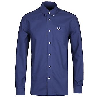 Fred Perry Classic Marine Oxford Shirt