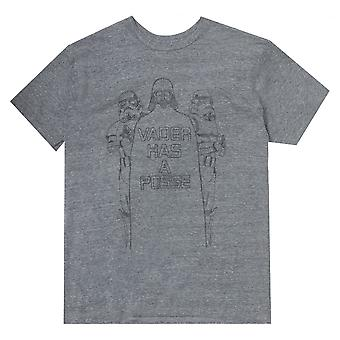 Junk Food Vader Has A Posse T-Shirt