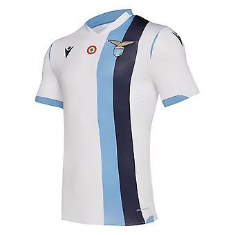 2019-2020 Lazio authentiek weg wedstrijd shirt