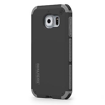 PureGear DualTek Extreme Shock Case for Galaxy S6 - Matte Black