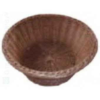 Summa Bread basket Sum Wenge 18.5 Cm Round (Kitchen , Household , Oven dishs)