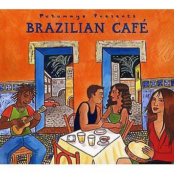 Putumayo Presents - Brazilian Cafe [CD] USA import