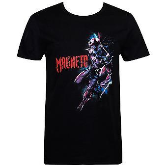 T-shirt dos homens da maravilha Magneto ' s