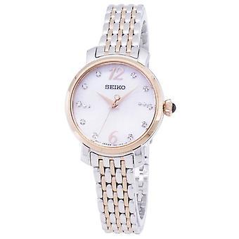 Seiko Quarz Srz524p Srz524p1 Srz524 Analog Damen's Uhr