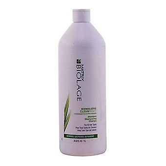 Cleanr Matrix Biolage shampoo