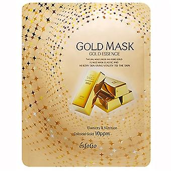 Esfolio Gold Mask Gold Essence 10 Sheets