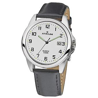 ATRIUM Men's Watch Wristwatch A16-10 Leather