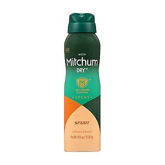 Mitchum anti perspirant spray-sport