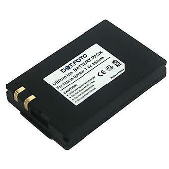 Dot.Foto Samsung IA-BP80W, IA-BP80WA erstatningsbatteriet - 7,4 v / 850