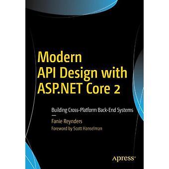 Modern API-ontwerp met ASP.NET Core 2 van Fanie Reynders