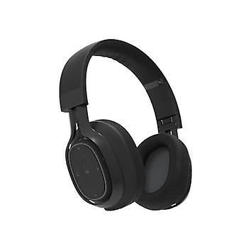 Μπλε ακουστικά ζώνη αντλίας μαύρο ακουστικό