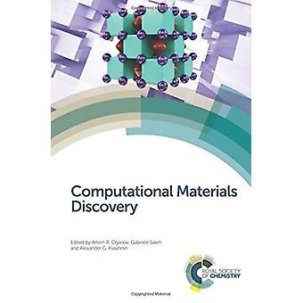 Computational Materials Discovery by Edited by Artem R Oganov & Edited by Gabriele Saleh & Edited by Alexander G Kvashnin