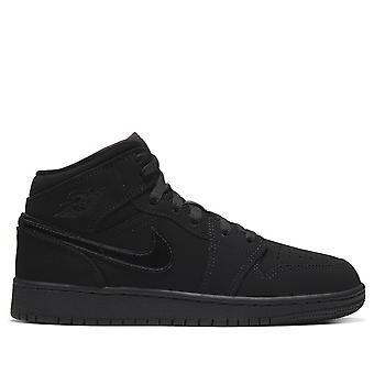 Nike Air Jordan 1 Mid 554725056 universal ganzjährig Kinderschuhe