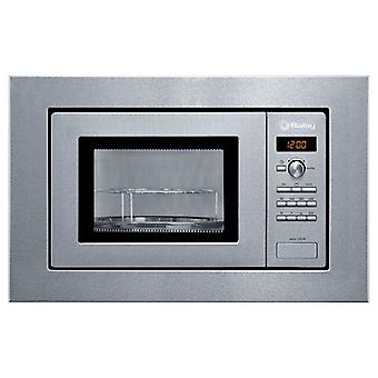 Indbyggede mikroovn med grill Balay 3WGX1929P 18 L 800W rustfrit stål