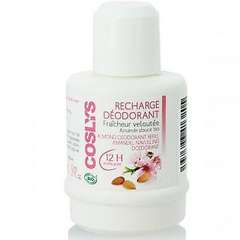 Coslys Deodorante ricarica mandorla Nuovo 50 ml