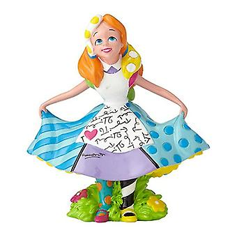 Disney by britto - alice in wonderland mini figurine