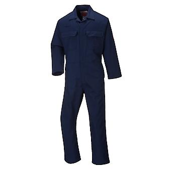 Portwest bizflame pro safety workwear coverall fr38