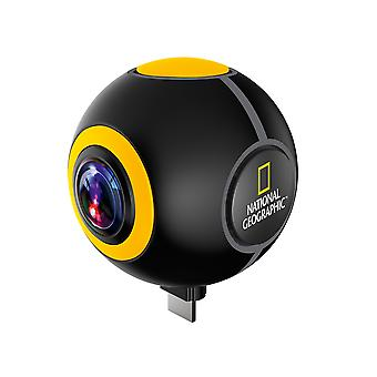 NATIONAL GEOGRAPHIC HD 1024P 720MD Android Action Camera Spy