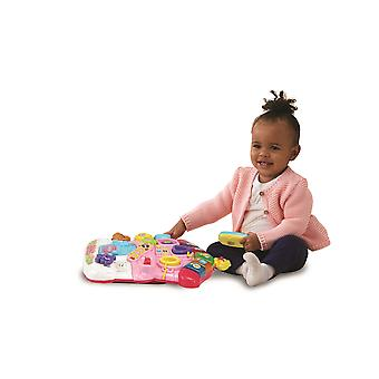 Vtech First Steps Baby Walker With Detachable Learning Centre Pink