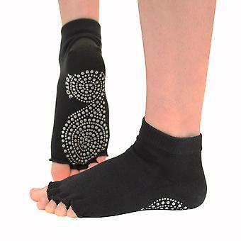 YOGA&PILATES - Anti-Slip Sole Trainer Open Toe