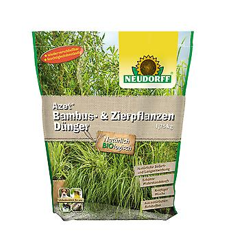 NEUDORFF Azet® Bamboo & Ornamental grass fertilizer, 1.75 kg
