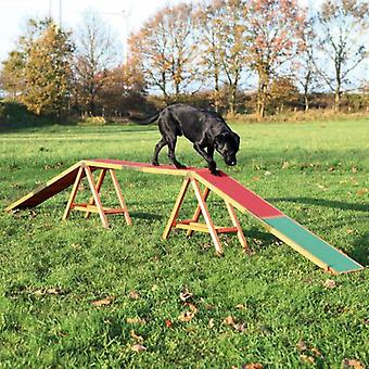 Trixie Dog Activity Agility Dogwalk, 456 x 64 x 30 Cm