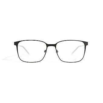 Gotti Loyd BLKM-S Black - Silver Brushed Glasses