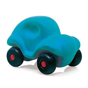 Rubbabu Buggy Little (Turquoise) Vehicle Playset Push Along Child Kid Toys