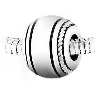 Steel Pearl Charm door SC Crystal BEA0072