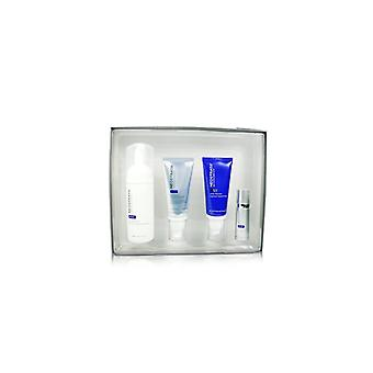 Neostrata Skin Active Repair Kit: Exfoliating Wash + Matrix Support SPF30 + Cellular Restoration + Intensive Eye Therapy 4pcs
