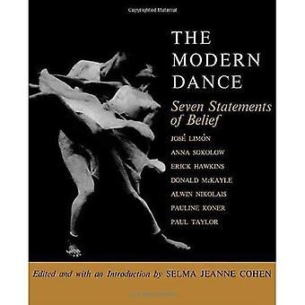 De moderne dans: Zeven verklaringen van geloof