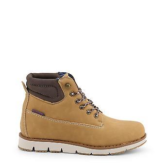 Carrera Jeans Eredeti Férfi őszi / téli boka boot - barna színű 35963