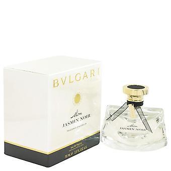 Mon Jasmin Noir Eau De Parfum Spray von Bvlgari 2,5 oz Eau De Parfum Spray