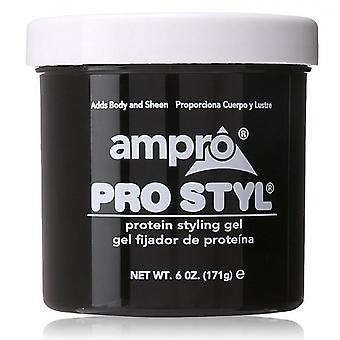 Ampro Pro Styl τζελ πρωτεΐνης styling, 6 oz
