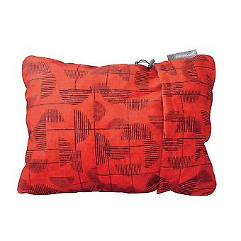 Thermarest Compressible Pillow Red Print (Extra Large) -