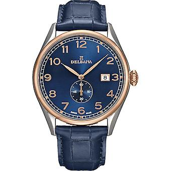Delbana - Wristwatch - Men - Fiorentino - 53601.682.6.042