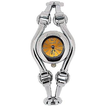 The Olivia Collection Ladies Goldtone Dial Armband Strap Dress Watch COS33