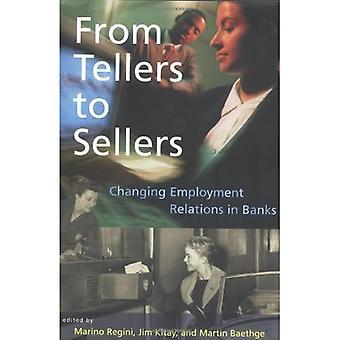 De cajeros vendedores: cambios en las relaciones de empleo en bancos